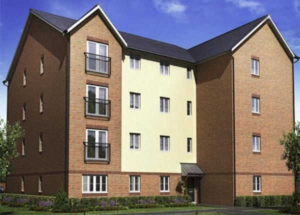 Thumbnail Flat to rent in Cunningham Grange, Knowsley Road, St Helens