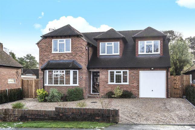 Thumbnail Detached house for sale in Spring Woods, Sandhurst, Berkshire, Berkshire
