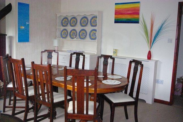 Dining Room of Muddiford, Barnstaple, Devon EX31