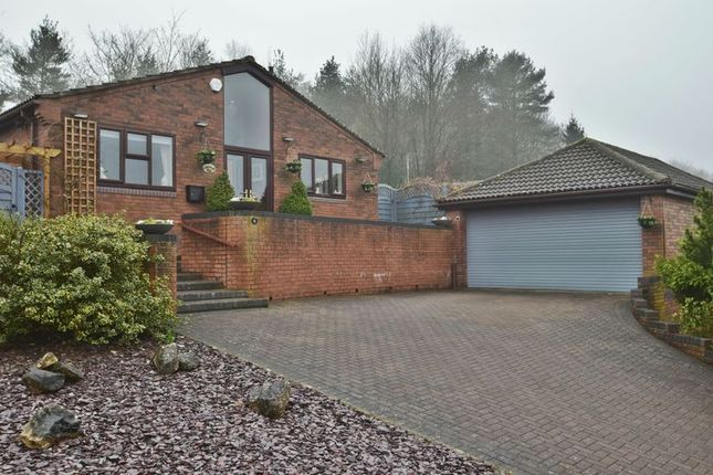 Thumbnail Detached bungalow for sale in Tanwood Close, Callow Hill, Redditch