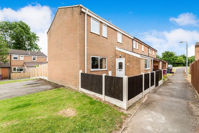 Thumbnail Terraced house for sale in Stoneholes Drive, Chesterfield