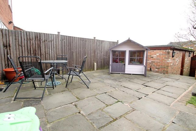 Patio of Wymondham Close, Arnold, Notttingham NG5