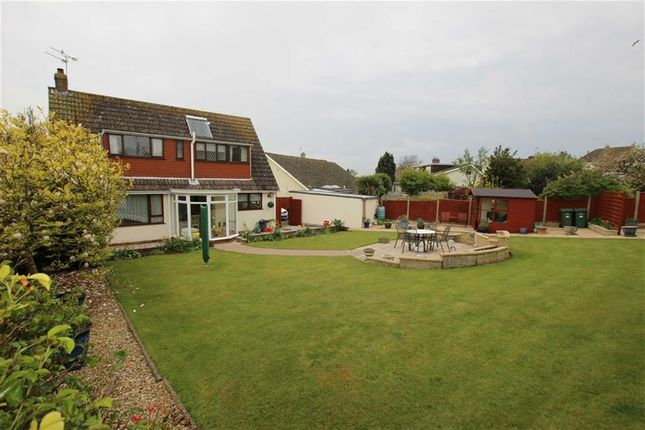Thumbnail Detached house for sale in Leighton Crescent, Bleadon, Weston-Super-Mare