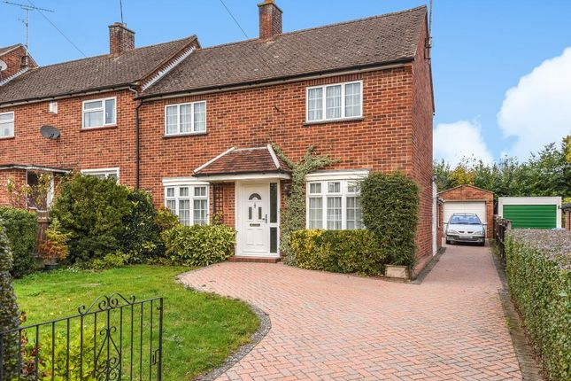 Thumbnail End terrace house for sale in Sunningdale, Berkshire