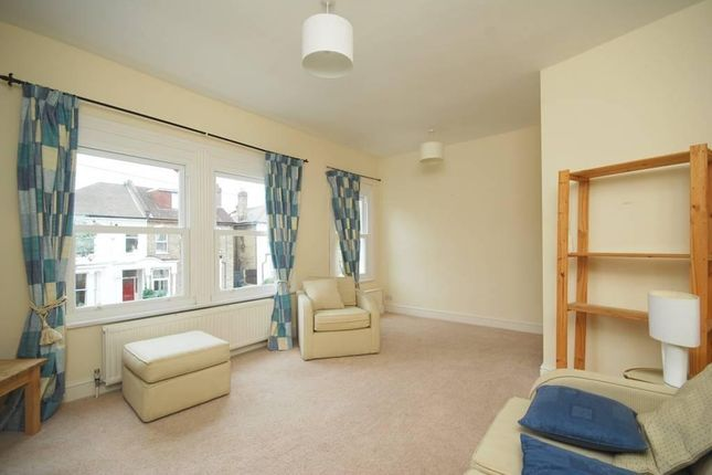 Thumbnail Flat to rent in Byrne Road, London