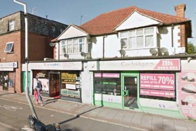 Thumbnail Semi-detached house to rent in Hillingdon Parade, Uxbridge Road, Hillingdon, Uxbridge