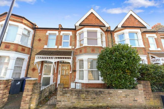 Thumbnail Flat to rent in Leighton Road, London