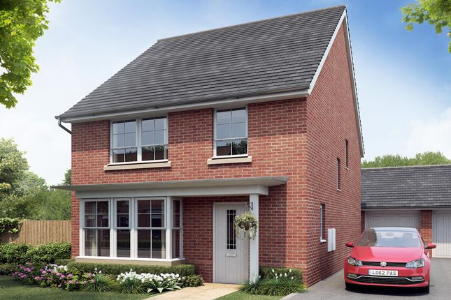 "Thumbnail Detached house for sale in ""Chesham"" at Rykneld Road, Littleover, Derby"