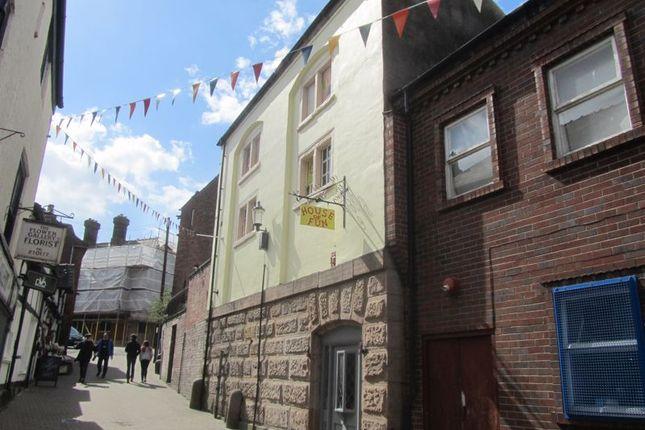 Thumbnail Pub/bar to let in Little Street, Congleton