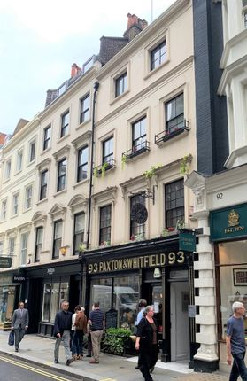 Thumbnail Office to let in St. James's Chambers, Ryder Street, London