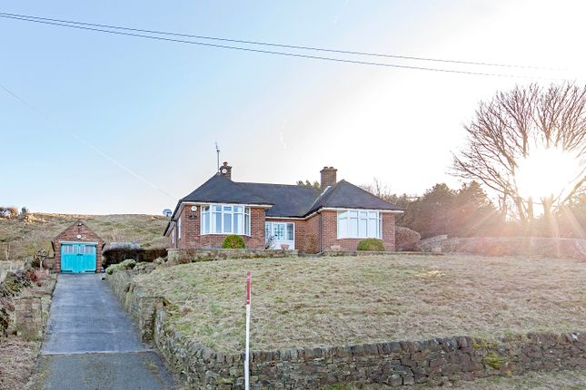 Thumbnail Detached bungalow for sale in Commonside Road, Barlow, Dronfield