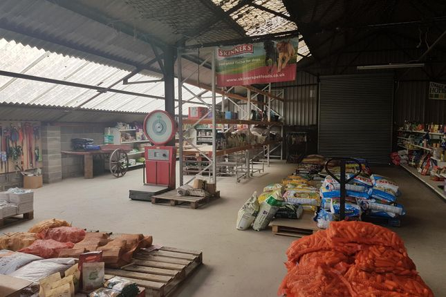 Thumbnail Commercial property for sale in Vacant Unit DN14, Howden, East Yorkshire