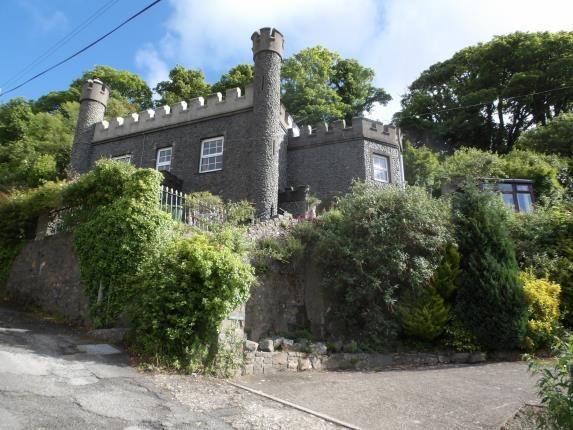 Thumbnail Detached house for sale in Troed-Yr-Allt, Pwllheli, Gwynedd