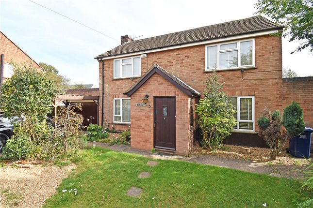 Thumbnail Detached house to rent in Red Hill Close, Great Shelford, Cambridge, Cambridgeshire