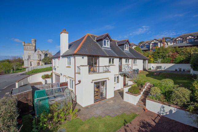 Thumbnail Detached house for sale in The Yannons, Teignmouth
