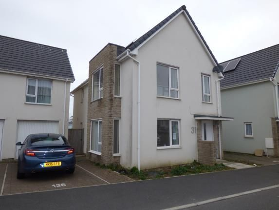 Thumbnail Detached house for sale in North Prospect, Plymouth, Devon