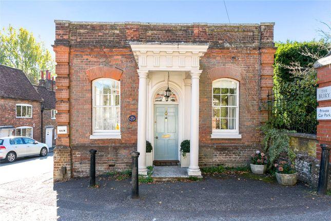 Thumbnail Detached house for sale in Church Street, Chesham, Buckinghamshire