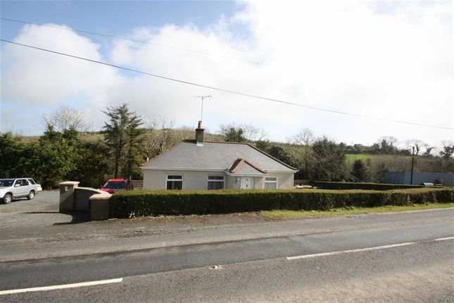 Thumbnail Detached bungalow for sale in Edendarriff Road, Ballynahinch, Down