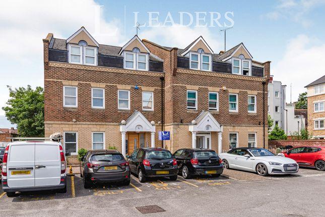 Thumbnail Flat to rent in Churchfield Road, Walton-On-Thames