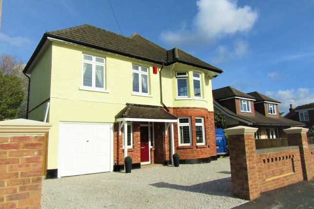 Thumbnail Detached house for sale in Durley Avenue, Waterlooville, Hampshire