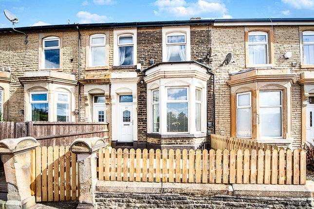 Thumbnail Terraced house for sale in Padiham Road, Burnley, Lancashire