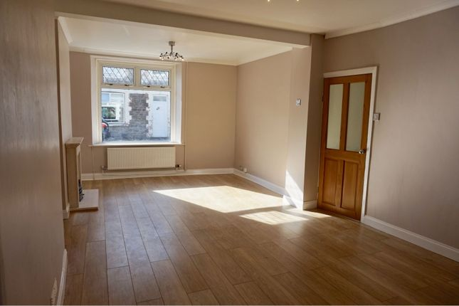 Thumbnail Terraced house for sale in Oliver Street, Pontypridd