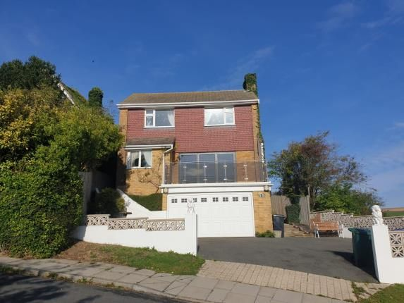Thumbnail Detached house for sale in Wivelsfield Road, Saltdean, Brighton, East Sussex