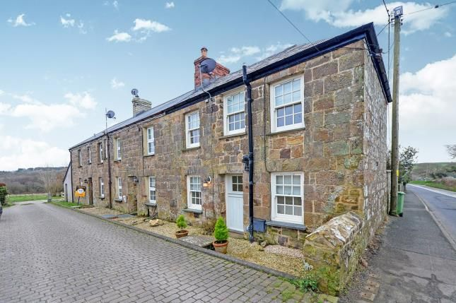 Thumbnail End terrace house for sale in Trethiggey, Quintrell Downs, Cornwall