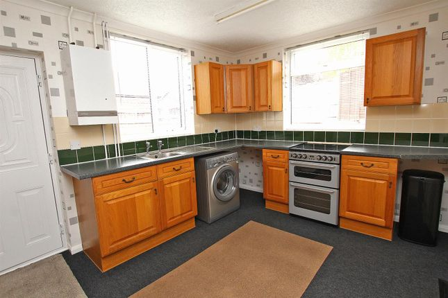 Kitchen of Yvonne Crescent, Carlton, Nottingham NG4