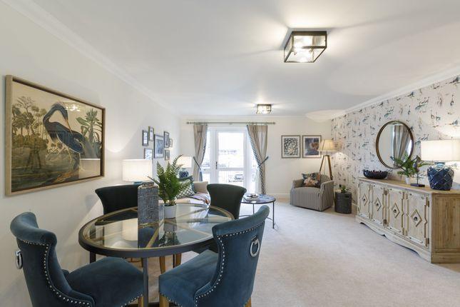 Thumbnail Flat for sale in New Build, 22 Debden House, Fallow Drive, Saffron Walden