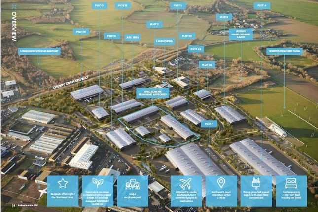 Thumbnail Industrial for sale in Rocheview Business Park, Millhead Way, Purdeys Industrial Estate, Rochford