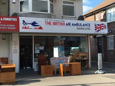 Thumbnail Retail premises to let in 2D Bispham Road, Thornton Cleveleys, Lancashire