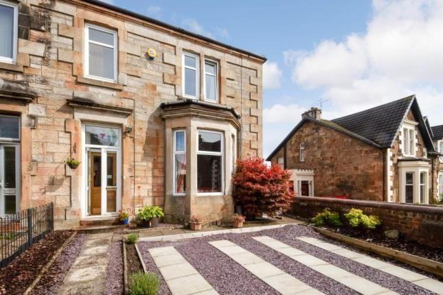 Thumbnail Semi-detached house for sale in Braeside Avenue, Rutherglen, Glasgow, South Lanarkshire