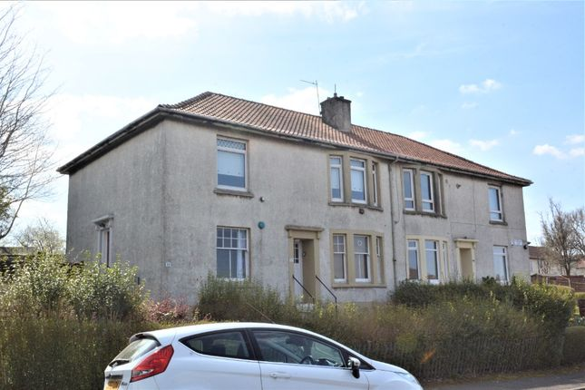 Thumbnail Flat for sale in Claddens Quadrant, Parkhouse, Glasgow
