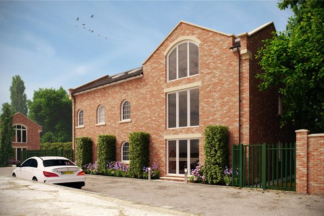 Thumbnail Flat for sale in The Old Coal Yard, Station Approach, Marlow, Buckinghamshire