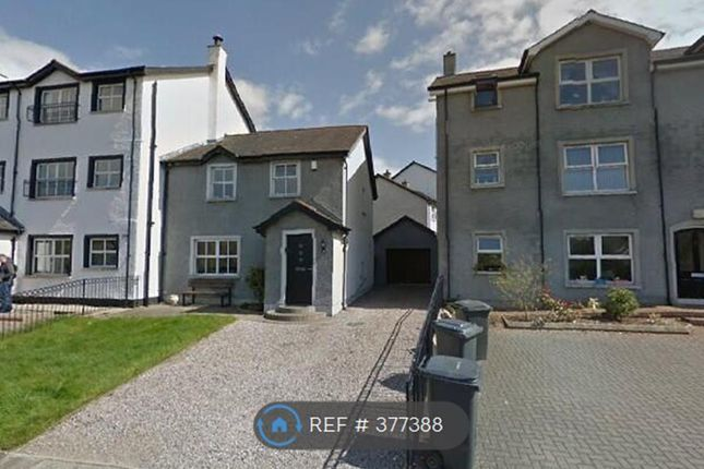 Thumbnail Flat to rent in Riverside Manor, Antrim