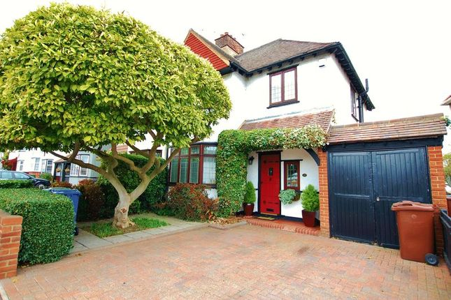 Thumbnail Semi-detached house for sale in Stifford Road, Aveley, South Ockendon
