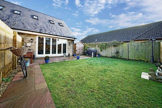 Thumbnail Semi-detached house for sale in Folly Close, Eynesbury, St. Neots