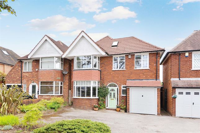 Thumbnail Detached house for sale in The Hurst, Moseley, Birmingham