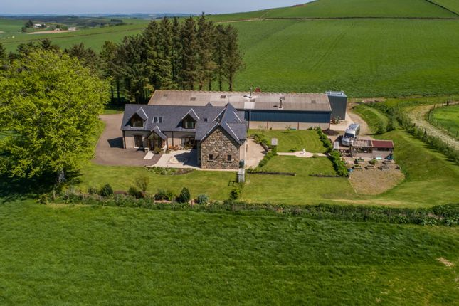 Thumbnail Country house for sale in Fortrie, Turriff