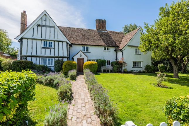 Thumbnail Detached house for sale in The Green, Eltisley, St. Neots