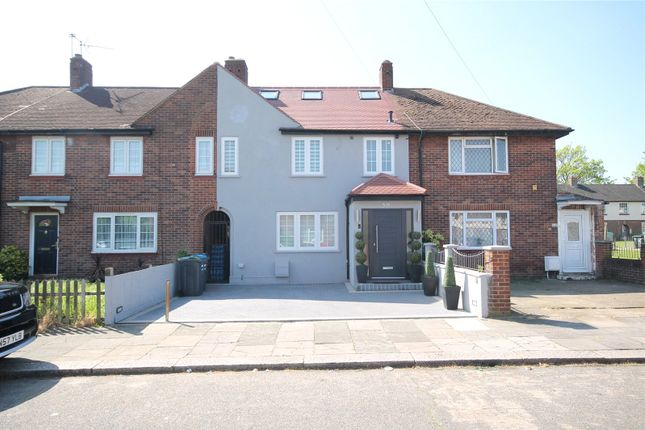 Thumbnail Terraced house for sale in Weir Hall Avenue, London