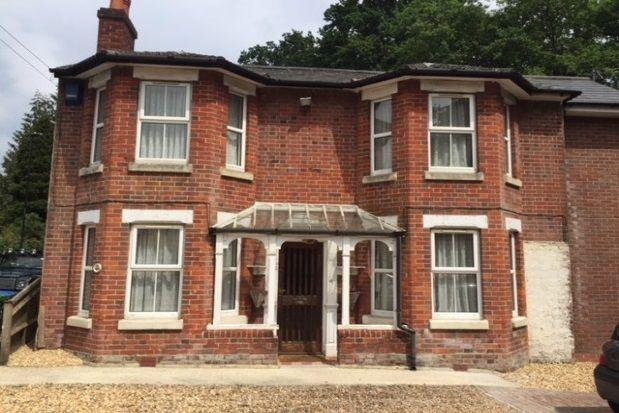Thumbnail Property to rent in Burgess Road, Southampton