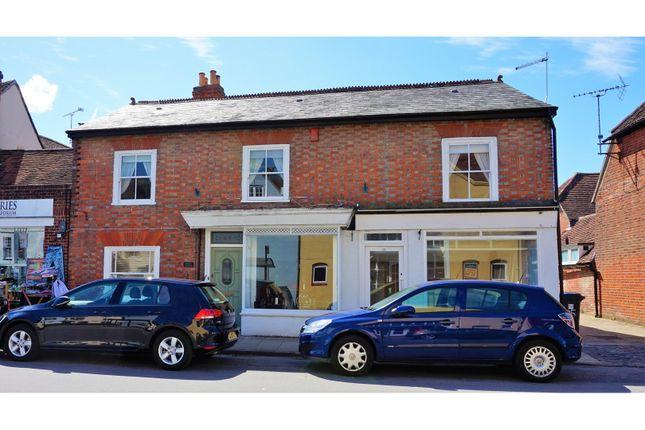 Thumbnail End terrace house for sale in High Street, Fareham