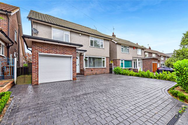 Thumbnail Detached house for sale in Parkhill Road, Bexley Village, Kent