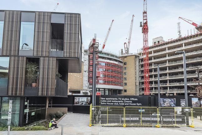 Thumbnail Flat for sale in West 12 Shopping Centre, Shepherds Bush Green, London