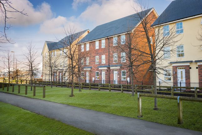 """Thumbnail End terrace house for sale in """"Fawley"""" at Bawtry Road, Bessacarr, Doncaster"""