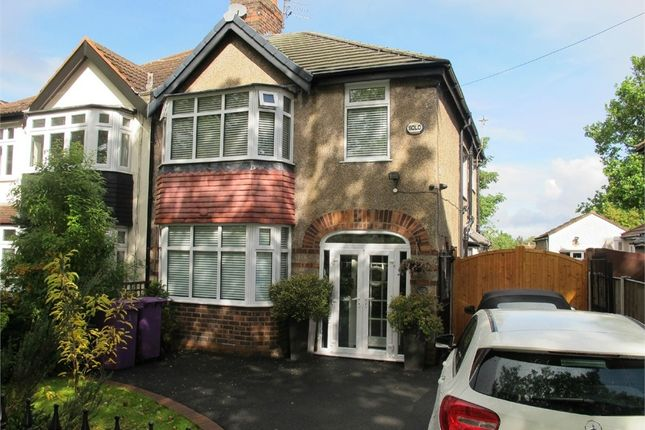 Thumbnail Semi-detached house for sale in Childwall Road, Liverpool, Merseyside