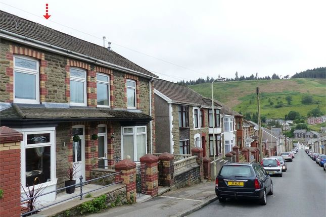 Thumbnail Terraced house for sale in 55 Alexandra Road, Pontycymer, Bridgend, Mid Glamorgan