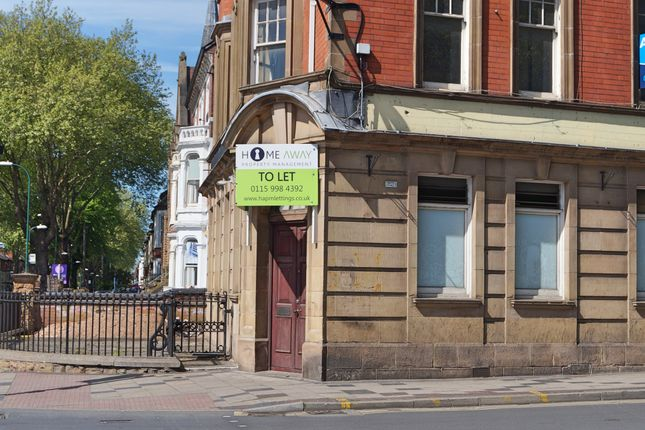 Thumbnail Leisure/hospitality to let in Radford Road, Nottingham